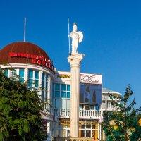 """Вид на Караоке-бар """"Чайка"""" :: Андрей Гриничев"""