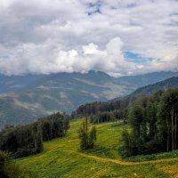 Горы Кавказа :: Юрий Бичеров