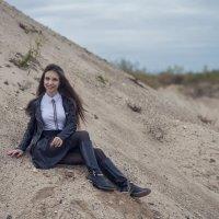 В песках :: Женя Рыжов