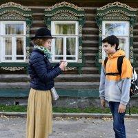 """Орёл и решка"" :: АЛЕКСАНДР СУВОРОВ"