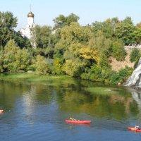 Гонки  на реке Времени... :: Алекс Аро Аро