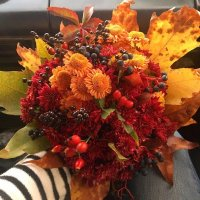 """Букет""""Осень пришла"""" :: Елизавета Царук"""