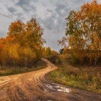 Люблю я пышное природы увядание... :: Kassen Kussulbaev