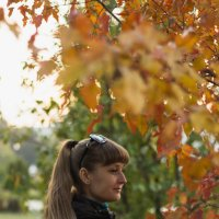 Прогулка в парке :: Наталья