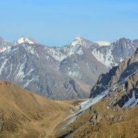 фото Талгарского перевала :: Горный турист Иван Иванов