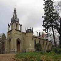 Церковь Петра и Павла. :: Вера Щукина