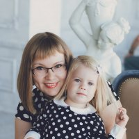 Светлана и Мила :: Ольга Степанова