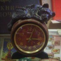 Часы с медведем :: Tarka