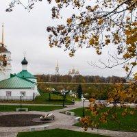 Вид на Успенский собор. :: Игорь Сорокин
