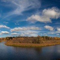 Панорама осени :: Александр Горбунов