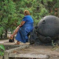 баба - бомба... :: Елена Фёдорова