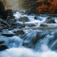Горная река. :: Sven Rok