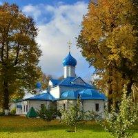 Сказочная осень :: Olcen - Ольга Лён