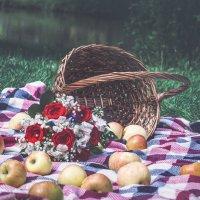 У нас была яблочная свадьба) :: Лидия Марынченко