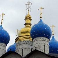 Купола Благовещенского собора :: Елена Павлова (Смолова)