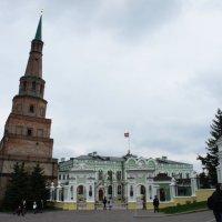 Комплекс Президентского дворца в Казанском кремле :: Елена Павлова (Смолова)