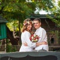 свадьба в украинском стиле :: Кристина Волкова(Загальцева)