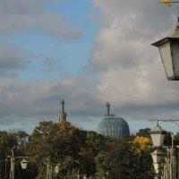 Вид на Соборную мечеть СПб :: Евгения Чередниченко
