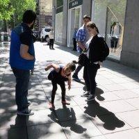 уличный танец :: Лидия кутузова