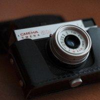 Раритет, советский фотоаппарат :: Ольга Сабко
