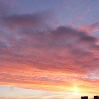 Красивый закат :: Олег Студеникин