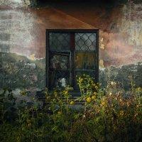Окно в старом доме :: Вадим Губин
