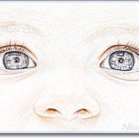Познающие мир глаза ребенка :: Лидия (naum.lidiya)
