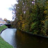 Река Монастырка осенью. :: Светлана Калмыкова
