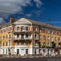 Дом в Пролетарке :: Александр Горбунов