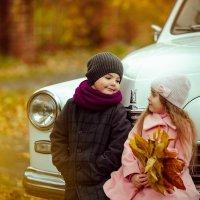 первая любовь... :: Оксана ЛОбова