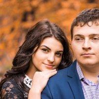 Алена и Игорь :: Евгения Мартынова