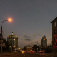 Вечерний Новосибирск :: cfysx