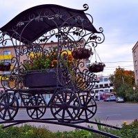 Вагончик до станции Осень :: Vladimir Semenchukov
