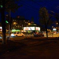 Вечерняя площадь :: Света Кондрашова
