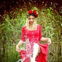 Карина в красном :: Кристина Громова