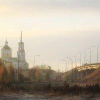 Храм Успения Пресвятой Богородици :: Георгий Рябов