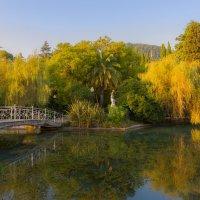 Парк в Новом Афоне, абхазия :: Кирилл Малов