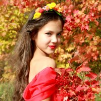 Осенняя Анастасия :: Кристина