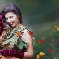 осень :: Ирина Клейменова