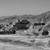 Мексика. Таинственный Монте Альбан :: Андрей Левин
