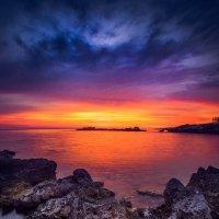 Kyrenia sunrise :: Ruslan Bolgov