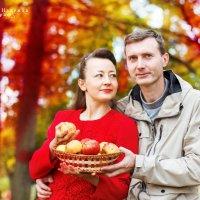 Прекрасная пара! :: Надежда Подчупова