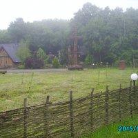 Зона   отдыха  в   Крылосе :: Андрей  Васильевич Коляскин