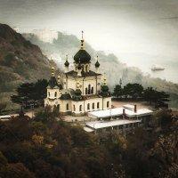 Форосская церковь. :: Виктор Чепишко