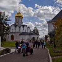 Саввино-сторожевский монастырь....Звенигород. :: Viacheslav Birukov