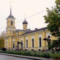 Церковь преподобного Серафима Саровского  /1/ :: Сергей
