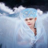 Царевна Лебедь :: Ольга Егорова