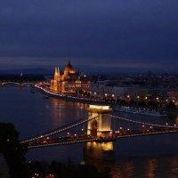 Вечерний Будапешт. :: Vladimir