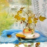 Плачет   осень светлыми каплями дождя... :: Aioneza (Алена) Московская