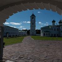 Монастырь Александра Свирского :: Ирина Малышева